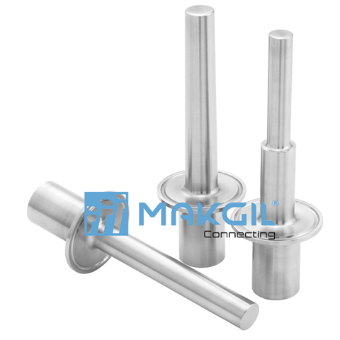 Model TW60  Sanitary thermowell TW60 (solid machined)