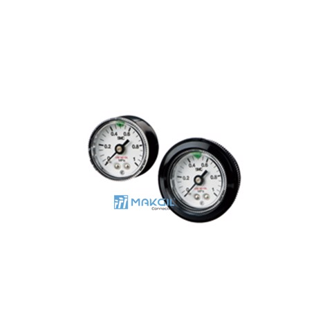 Oil-free/External Parts Copper-free Pressure Gauge  G46E