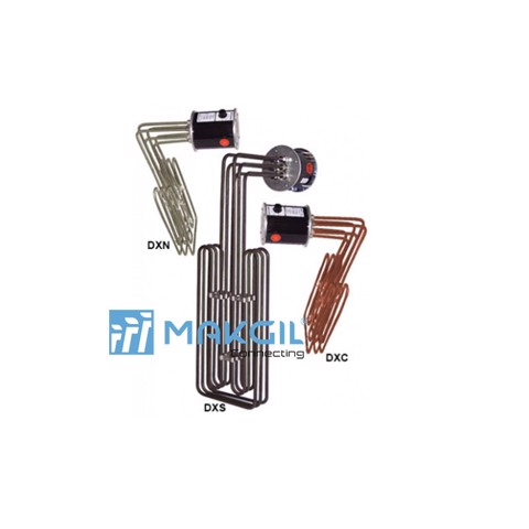 Over-The-Side Immersion Heaters (DX Series)