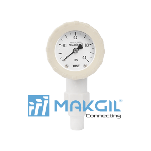 Anti-corrosion pressure gauge_P870 series