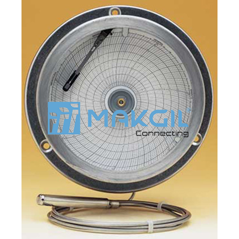 RTC – Circular TEMPERATURE recorders for refrigerators
