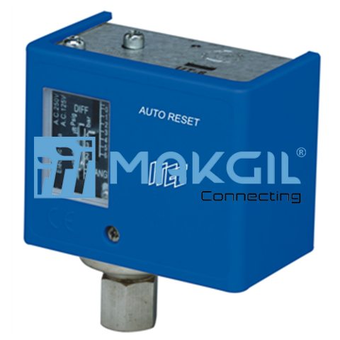 Commercial pressure switch (S101)