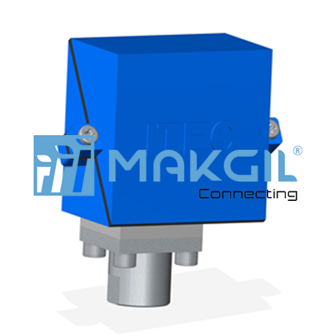 Miniature pressure switch, internal adjustment (S104)
