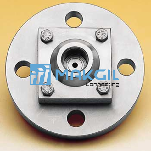 SP4 – FLANGED seal with rear diaphragm