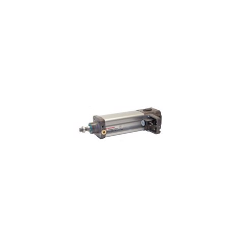 Integrated Valve and Actuator Control (IVAC) 40mm diameter, 125mm stroke, 5/2 Sol/Spring