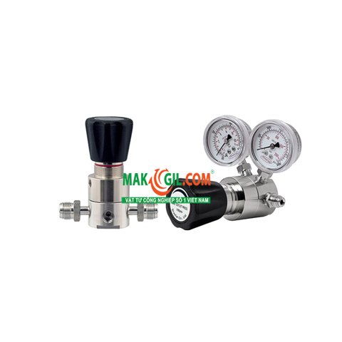 Van giảm áp Korea Drastar DRA100, 50psig(0.3bar), High Flow and High Pressure Regulators