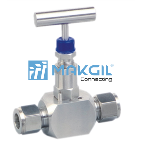 Needle Valves, compression fitting ends (V203)