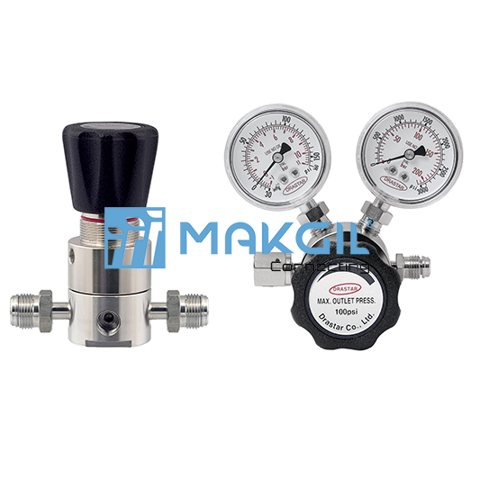 Van điều áp Pressure Regulator dạng tied type DRA200 Series