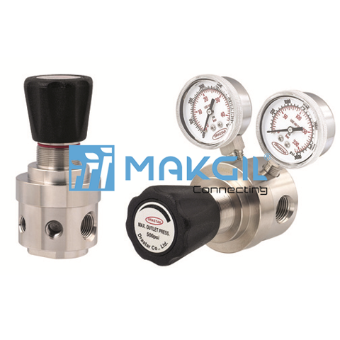 Van điều áp một cấp 092 Series - Single Stage Pressure Reducing Regulators NPT 1/2