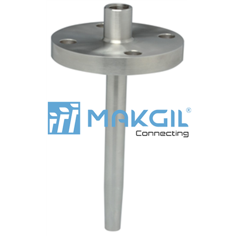 Multipiece bar-stock, flanged (W205)