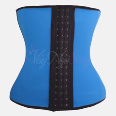 CORSET LATEX CR102 XANH