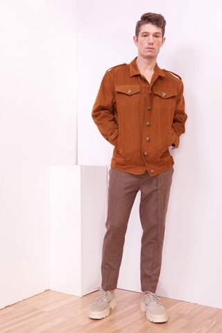 Camel Male Jacket