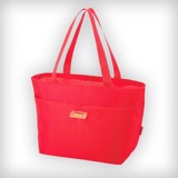 Túi giữ lạnh Coleman  Daily Tote 15L đỏ - 2000027221 - Soft Cooler Daily Tote Red 15L