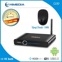 Android TV Box Himedia Q30