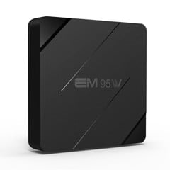 Android tv box Enybox EM95w, android 7.1