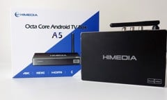 Android TV Box Himedia A5