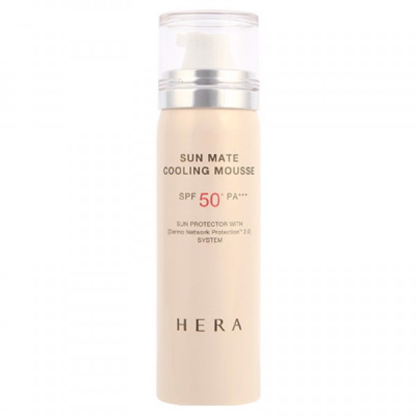 Xịt Chống Nắng Hera Sun Mate Cooling Mousse SPF 50
