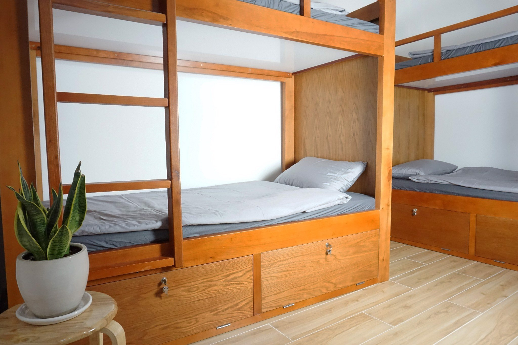 6- Bed Female dorm
