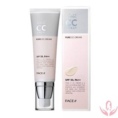 KEM CC TRỊ NÁM PURE CREAM – THE FACE SHOP
