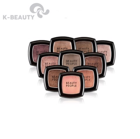 Phấn mắt lì siêu mịn Beauty People Velvet Fit Cushion Eye Shadow