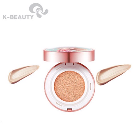 Phấn nước cho da khô, da thường Beauty People Absolute Radiant Girl Cushion Foundation