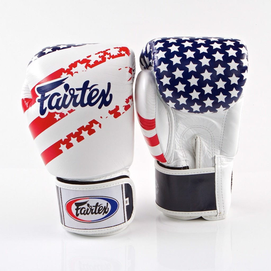 Găng tay Fairtex US Flag