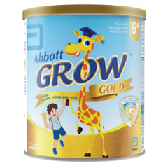 KBH-Sữa Abbott Grow Gold 6+ 900g