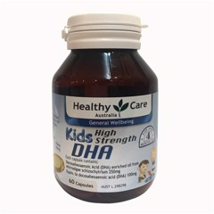 Kids DHA Healthy Care 60v(4M+)