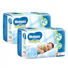 KBH-Bỉm Huggies NB2 40/83