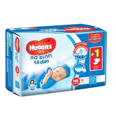 KBH-Bỉm Huggies NB36
