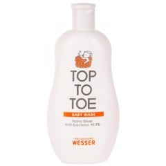 Sữa tắm gội Wesser Top To Toe 200ml