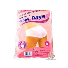 Quần lót cotton Happy Days M
