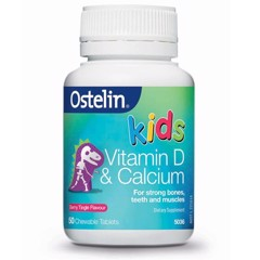 (nđ) Ostelin kids Calci Vitamin D