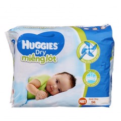 Bỉm Huggies NB1 56/75