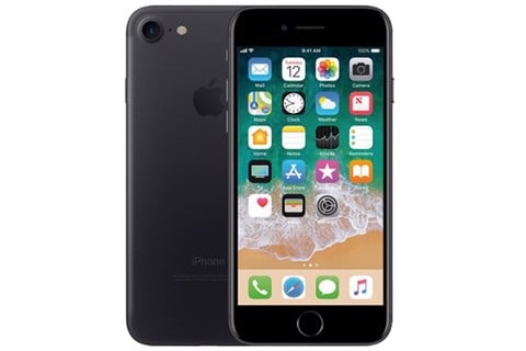 iphone 7 256gb ( like new )