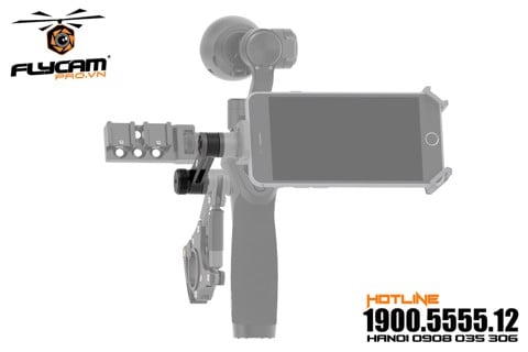 linh kiện osmo - osmo straight extension arm - cánh tay thẳng