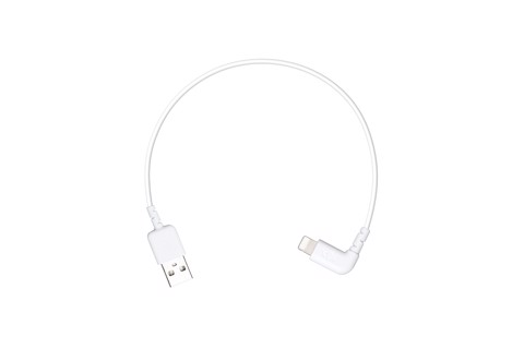 phụ kiện dji - rc cable (lightning to usb)