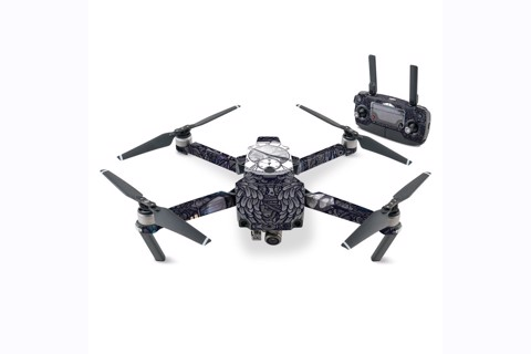set skin istyles cho mavic pro combo - mẫu is12