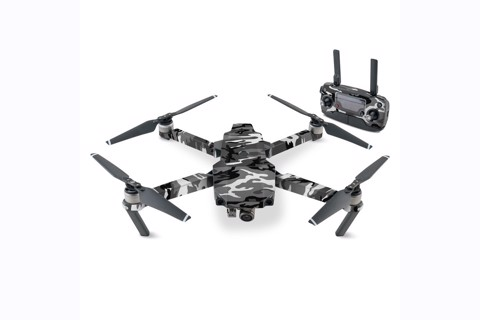 set skin istyles cho mavic pro combo - mẫu is13
