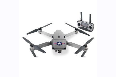 set skin istyles cho mavic pro combo - mẫu is14
