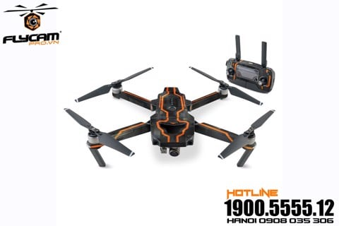 set skin istyles cho mavic pro combo - mẫu is15