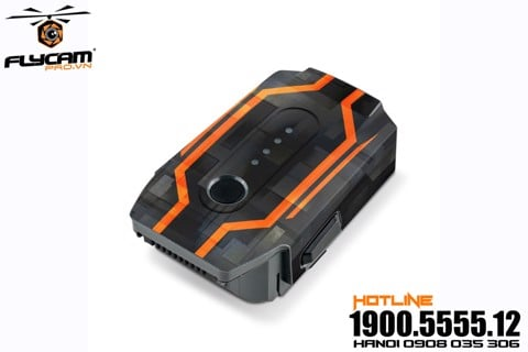 set 2 skin istyles cho pin mavic pro - mẫu is15b