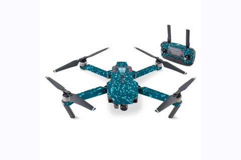 set skin istyles cho mavic pro combo - mẫu is16