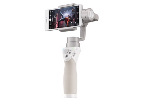 osmo mobile silver - gimbal chống rung cho điện thoại