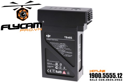 matrice 600 series tb48s intelligent flight battery