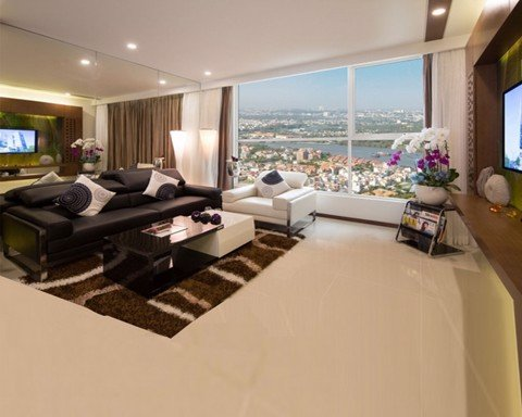 Saigon Pearl 2Bedrooms
