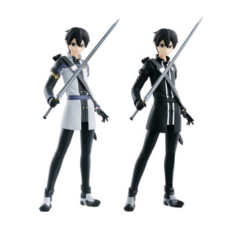 Kirito - Gekijouban Sword Art Online : -Ordinal Scale- SQ Banpresto