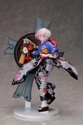 Fate/Grand Order - Mash Kyrielight - 1/7 - Grand New Year