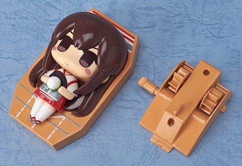 Bath Time Collection: Akagi