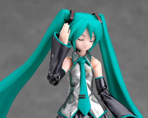 Vocaloid - Hatsune Miku - Figma #EX-003 - Live Stage ver. (Max Factory)